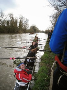 3D Kate Prescott rowing