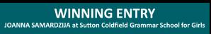 Winning Entry Sutton Coldfield