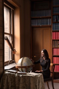 Reader in Astronomy at UCL