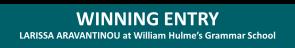 Winning Entry William Hulme's Grammar School