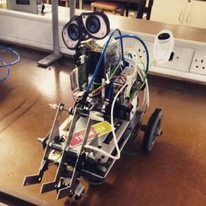 11D Robot Wall-E
